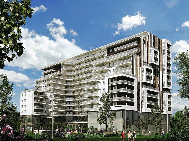 Herastrau , Apartament de lux cu 4 camere - imaginea 1