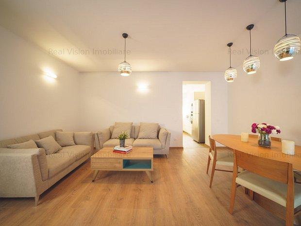 Barbu Vacarescu, Floreasca, Apartament Nou cu 4 camere - imaginea 1