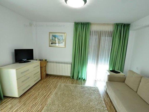 Pipera, Matei Basarab. Apartament spatios cu 3 camere - imaginea 1