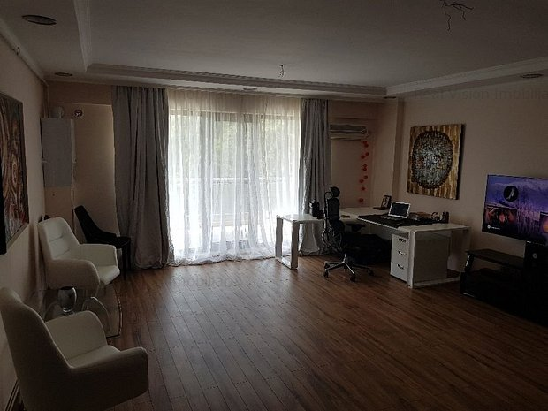 Pipera, Matei Basarab, Apartament spatios cu 2 camere - imaginea 1
