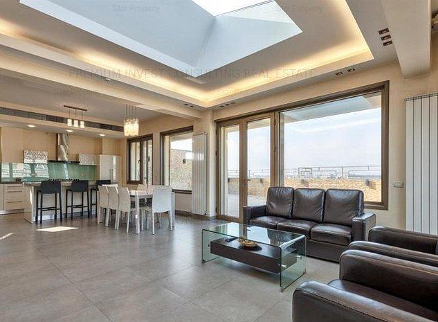 Penthouse exceptional situat la 100m de Parcul Carol si Parcul Tineretului - imaginea 1