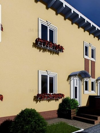 Sanandrei Casa+ teren +loc parcare - imaginea 1