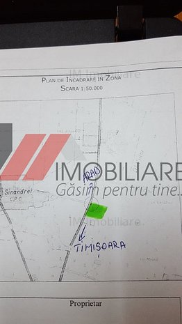 Teren industrial Calea Aradului 6 Ha - imaginea 1