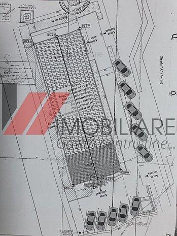 Hala Torontalului 300 mp productie depozitare birouri - imaginea 1