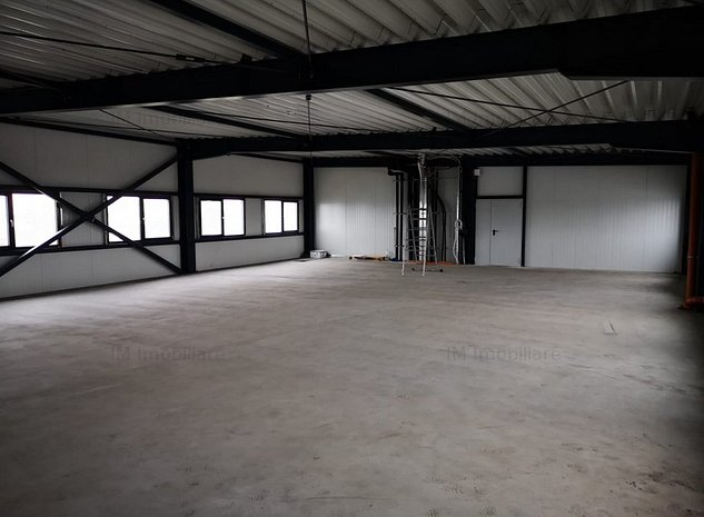 C.Sagului - Sp. comert, servicii si birouri - pretabil sala fitness - 2.7 E/mp - imaginea 1