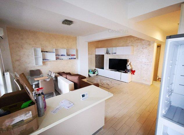 Apartament 3 camere RIVER TOWER - Tudor Vladimirescu - imaginea 1