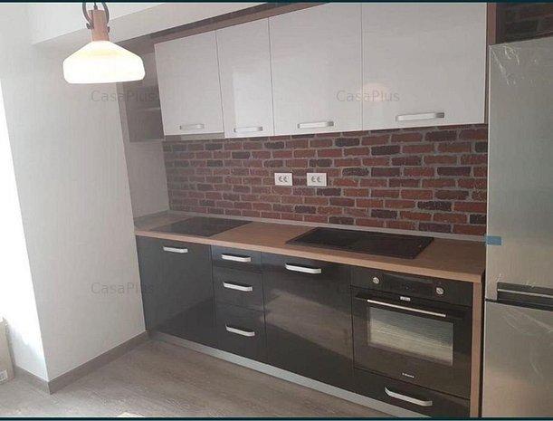 Apartament 3 camere NEWTON Residence foarte aproepe de PALAS - imaginea 1