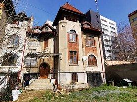 Casa de vânzare 16 camere, în Bucureşti, zona Victoriei