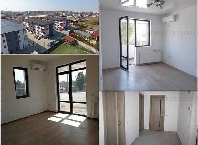 Apartament 2 cam LA CHEIE decomandat - DEZVOLTATOR, zona Militari - imaginea 1
