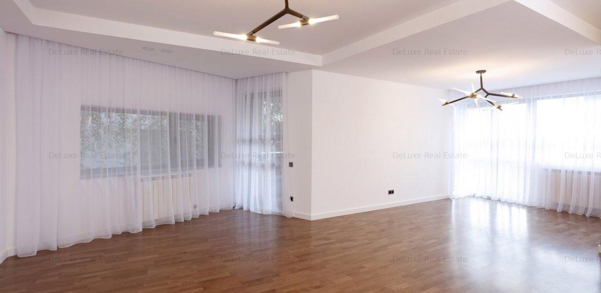 Apartament exclusivist | 4 camere imobil boutique | Herastrau - Nordului | - imaginea 2