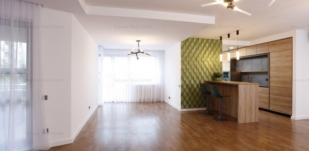 Apartament exclusivist | 4 camere imobil boutique | Herastrau - Nordului | - imaginea 3