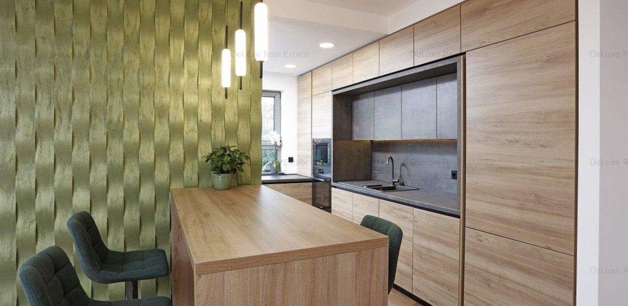 Apartament exclusivist | 4 camere imobil boutique | Herastrau - Nordului | - imaginea 4