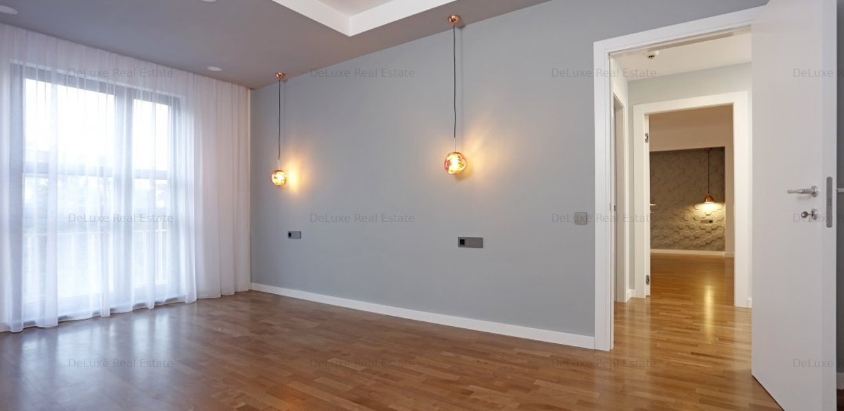 Apartament exclusivist | 4 camere imobil boutique | Herastrau - Nordului | - imaginea 8