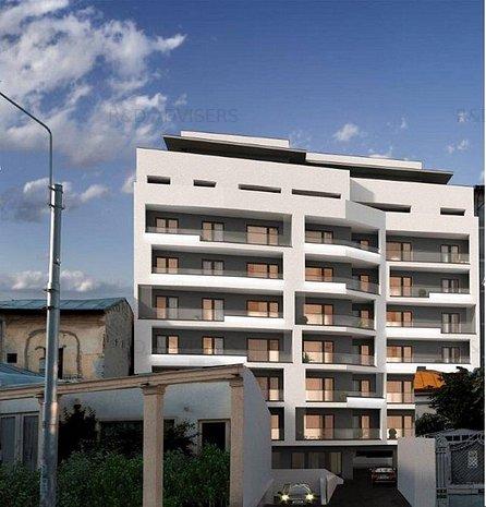 Apartament 3 camere lux ! Bloc Finalizat !  Oferta discount TVA-ul! - imaginea 1