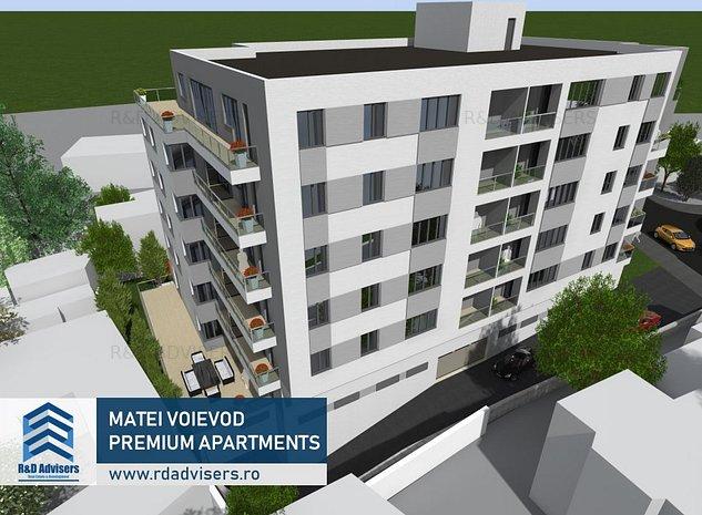 Apartament 3 camere   Incalzire in pardoseala   Direct Dezvoltator - imaginea 1
