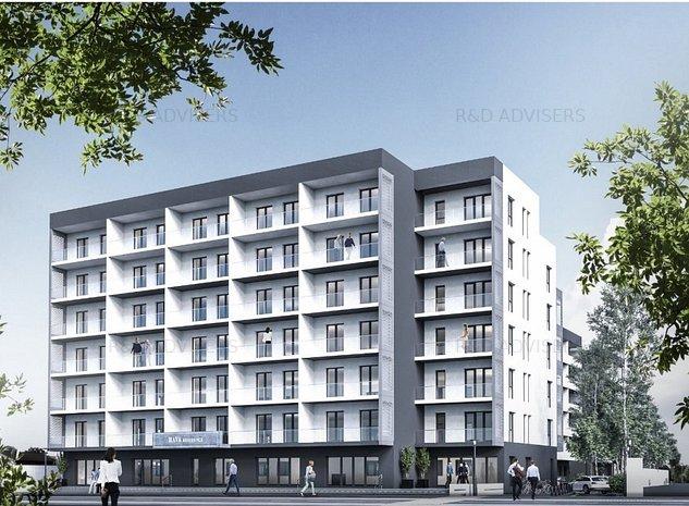 Apartament - Comision 0% - Direct dezvoltator - imaginea 1