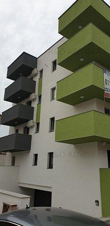 Eminescu Apartments /2 Camere /Curte 60 mp/Comision 0% - imaginea 1