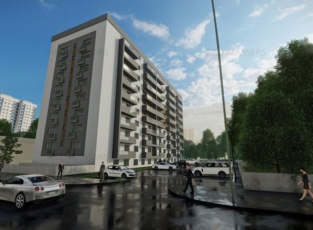 Parcul Carol -Apartament Cu Vedere Si Camere Spatioase - imaginea 1