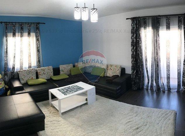 Apartament cochet cu 3 camere - imaginea 1