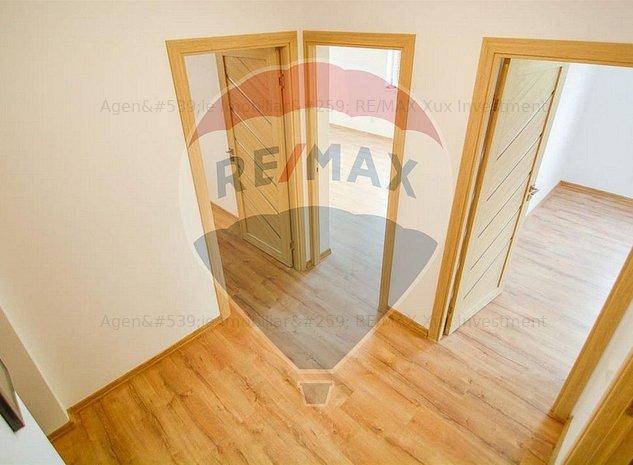 Apartament 2 dormitoare, living si gradina 80 mp de vanzare in Calea Cisnadiei - imaginea 1