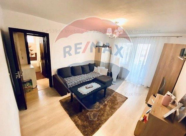 Apartament cu 2 camere de inchiriat in zona Mihai Viteazul - imaginea 1