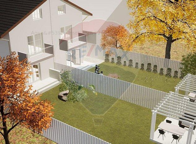 Casa / Vila cu 4 camere de vanzare in zona Sud-Est - imaginea 1