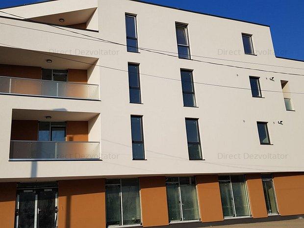 Apartament cu 2 cam etaj 2 in bloc nou finalizat zona Aradului - imaginea 1
