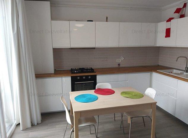 Apartament cu 3 camere in bloc nou zona Aradului cu loc de parcare - imaginea 1