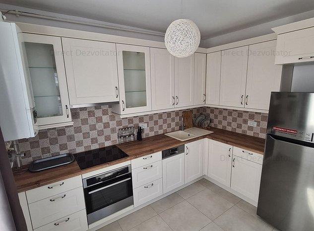 Apartament de inchiriat in bloc nou Aradului - imaginea 1