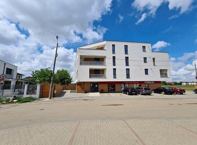 Bloc nou Aradului etaj 1 apartament finalizat - imaginea 1