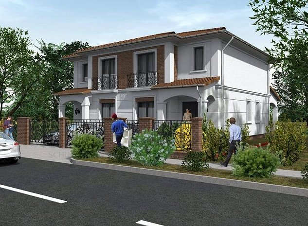 1/2 Duplex Braytim-Timisoara - imaginea 1