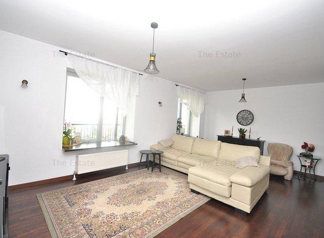 Apartament 3 camere 100 mp de inchiriat in Asmita Gardens, Tineretului - imaginea 1