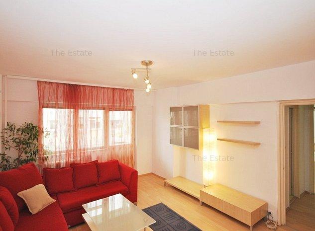 Exclusiv Apartament 2 camere in zona Piata Dorobanti - imaginea 1