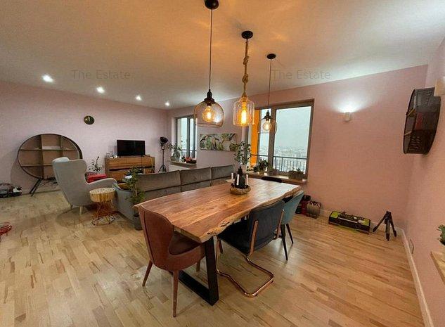 Apartament 3 camere 140 mp de inchiriat in Asmita Gardens - imaginea 1