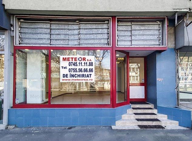 Spaţiu comercial B-dul Nicolae Titulescu nr. 95-103 - 63.18 mp - imaginea 1