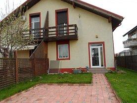 Casa de vânzare 4 camere, în Dragomireşti-Vale, zona Central