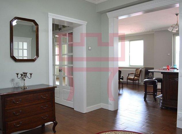 Inchiriere apartament spectaculos 3 dormitoare panorama Iulius Mall - imaginea 1