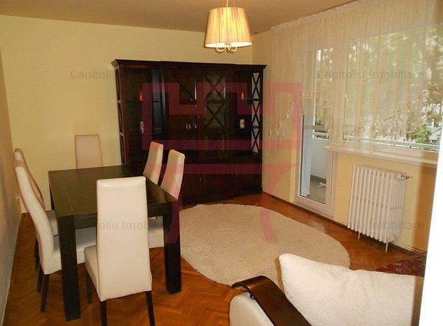 Inchiriere apartament 4 camere Manastur Big etaj intermediar - imaginea 1