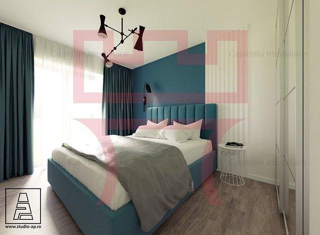 COMISION 0% Vanzare apartament 2 camere semicentral Scala Center - imaginea 1