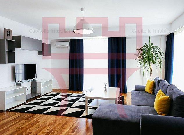 Vanzare apartament/penthouse 4 camere garaj Central zona linistita - imaginea 1