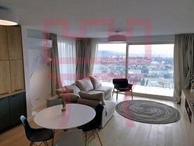 Penthouse de închiriat 4 camere, în Cluj-Napoca, zona Gruia