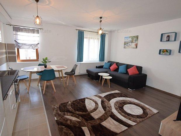 OT185 Apartament Tip Studio, Prima Inchiriere, Loc De Parcare, Torontalului - imaginea 1