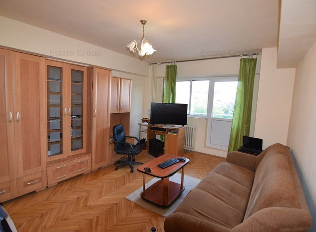 OT208 Apartament 1 Camera, Mobilat-Utilat, Zona Soarelui - imaginea 1