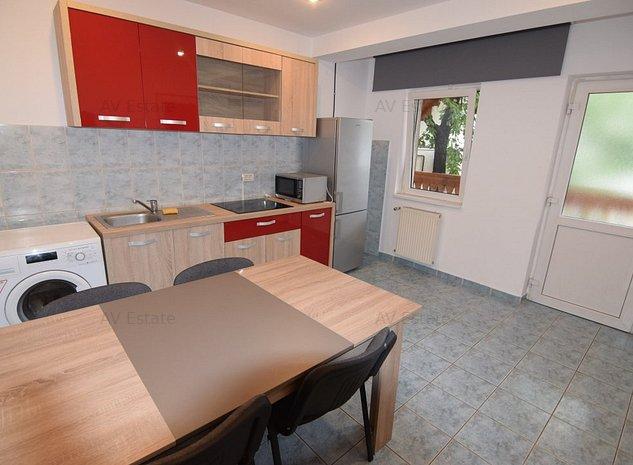 OT444 Apartament 1 Camera, Mobilat si Utilat, Zona Odobescu - imaginea 1