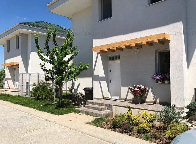 Vile individuale,complex rezidential,zona paduri,asfalt,utilitati - imaginea 1