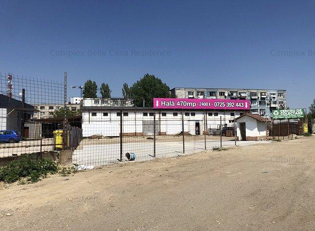 Hala+platforma-depozitare, service auto sau alte activitati,Valea Cascadelor - imaginea 1