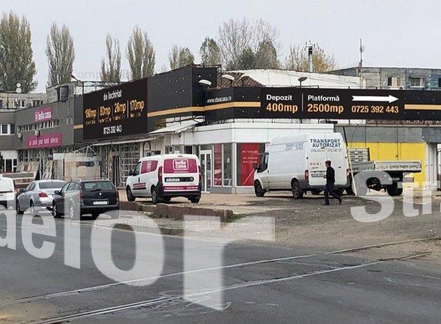 Hala depozitare, service auto sau alte activitati, Valea Cascadelor - imaginea 1