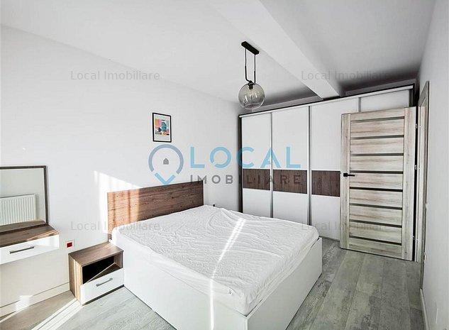 2 camere, Modern, Parcare, 57 mp, Bloc nou, Marasti, Kaufland - imaginea 1