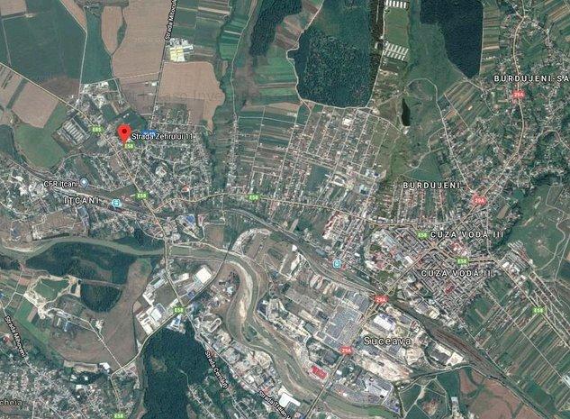 Casa+ teren cartier Itcani, Suceava -  - imaginea 1