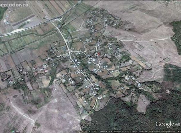 Loc de casa afacere sau gradina la dr European sau in sat Curteni-Husi - imaginea 1
